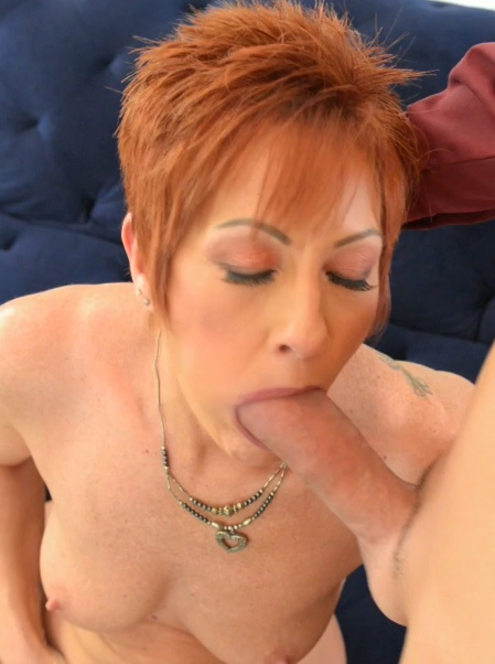 Ruby OConnor in Wife, mother, grandmother…first fuck video!