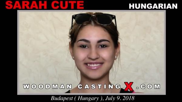 28.07.2018 (Sarah Cute) WoodmanCastingX [SD]