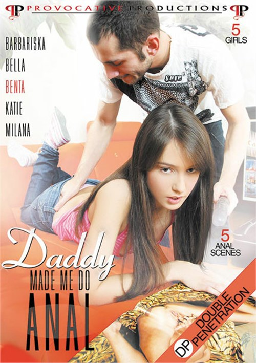 Daddy Made Me Do Anal [WEB-DL 480p 2.2 Gb]