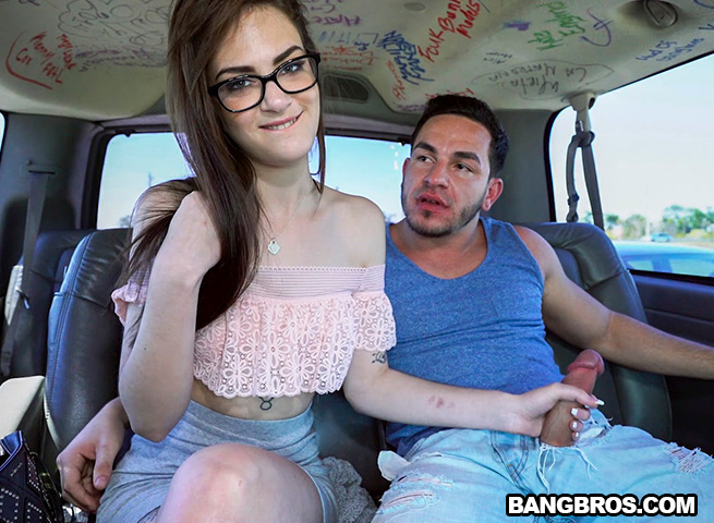 Fucking This Secretary After Getting Fired (Piper June) BangBus [SD]