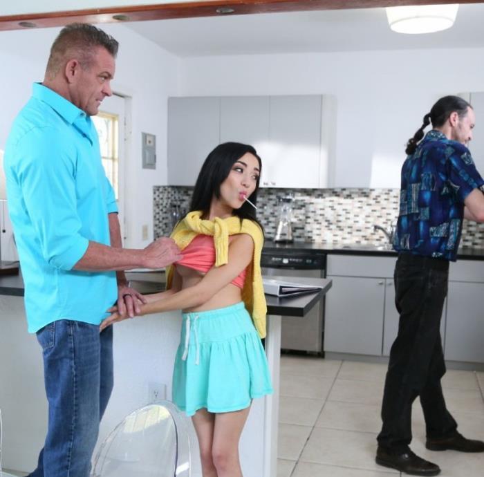 Kiley Jay (Dontfuckmydaughter) Craves Her Tutors Cock [FullHD 1080p] - Blowjob