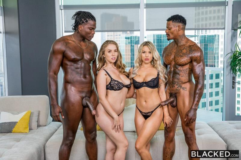Best Friends For Ever (Kylie Page, Lena Paul) Blacked [SD]