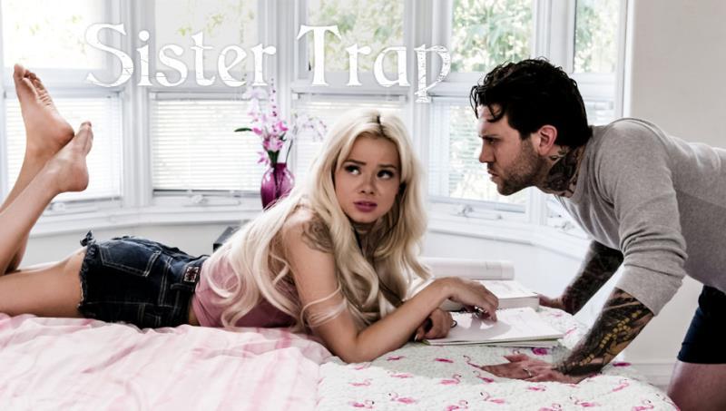 Sister Trap (Elsa Jean) PureTaboo [SD]