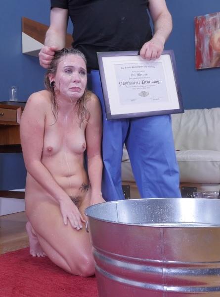 Olivia Kasady and Nurse Holl – Filth Scale 2 tug of whore