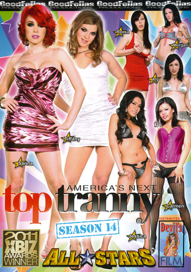 America's Next Top Tranny 14 (2011)