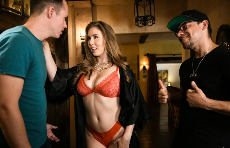 Lena Paul - The Confused Nerd [FantasyMassage] (SD|MP4|441 MB|2018)