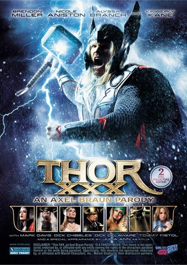 Thor XXX: An Axel Braun Parody (SD/911 MB)