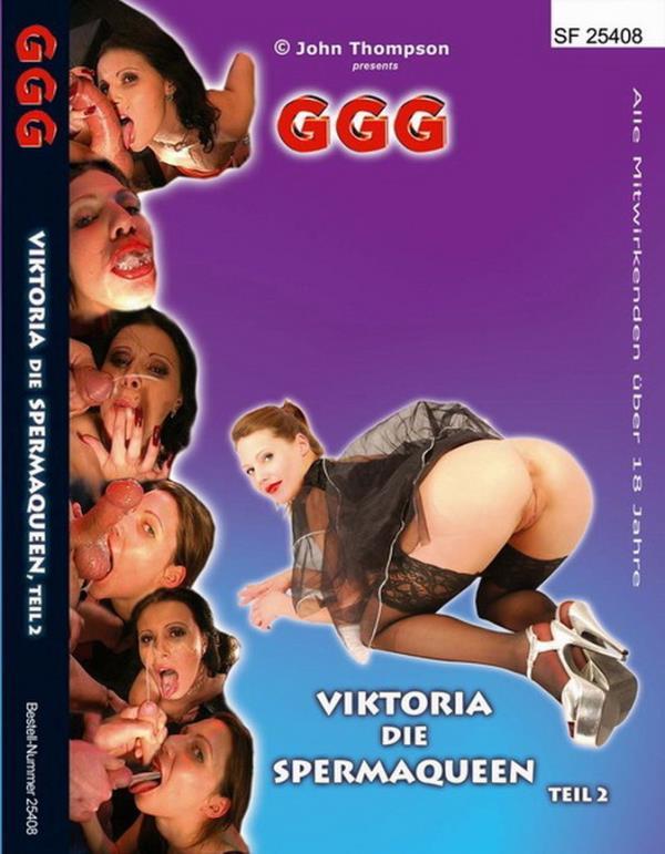 Victoria - Victoria die Spermaqueen 2 (2018/SD)
