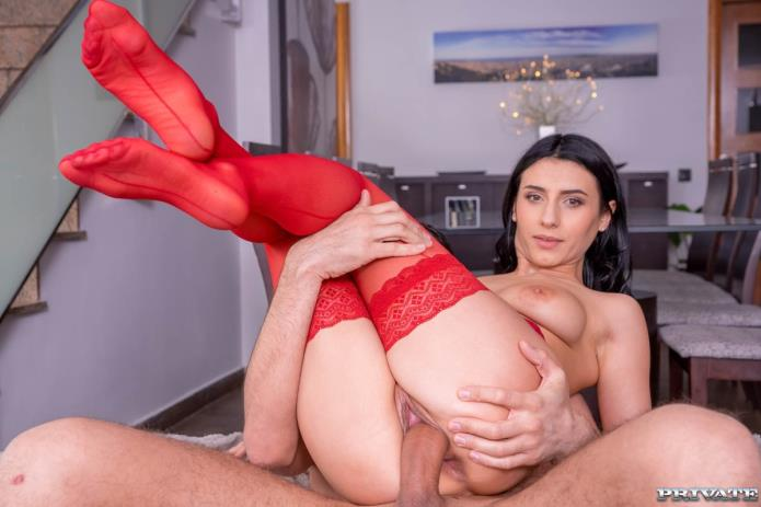 Nelly Kent, Brunette Addicted To Lingerie And Anal Debuts For Private / Nelly Kent / 13-08-2018 [SD/360p/MP4/229 MB] by XnotX