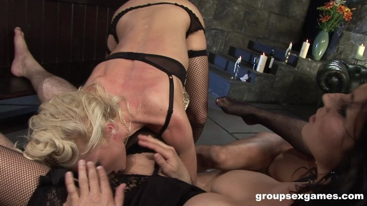 GroupSexGames 18 08 12 Roxy Taggart Cindy Behr And Darina Have Faith Bereavement XXX 1080p MP4-KTR Free Download