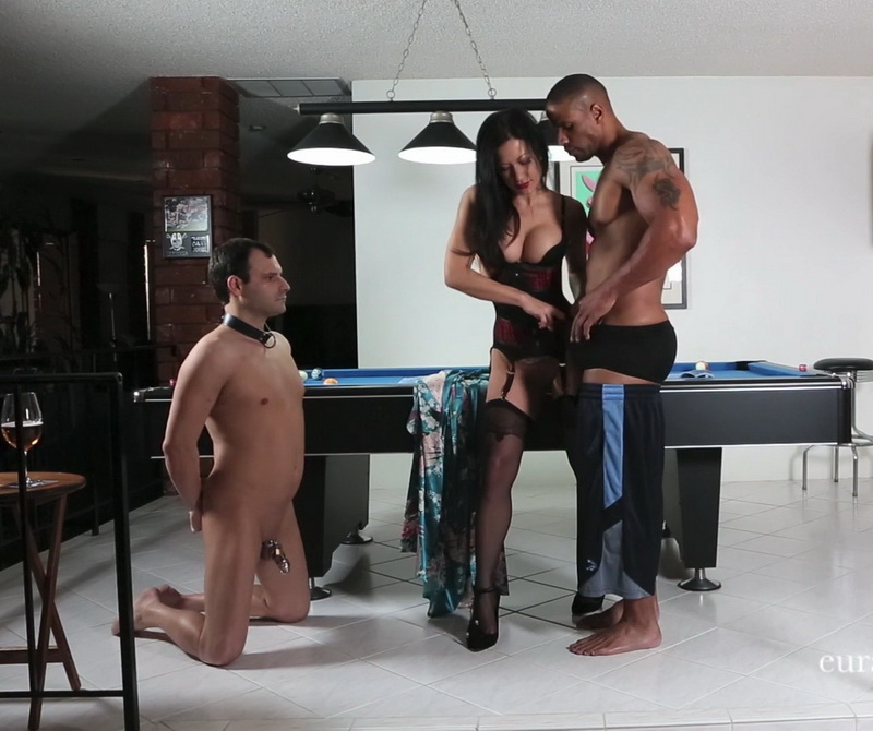 EurasianPersuasion: Miss Jasmine Cuckie Meet Pool Boy 3 [FullHD 1080p]