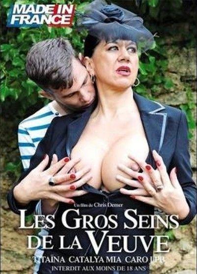 The Widow's Big Tits / Les Gros Seins de la Veuve (2018)