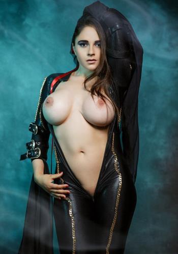 Marta LaCroft - Bayonetta A XXX Parody (3.69 GB)