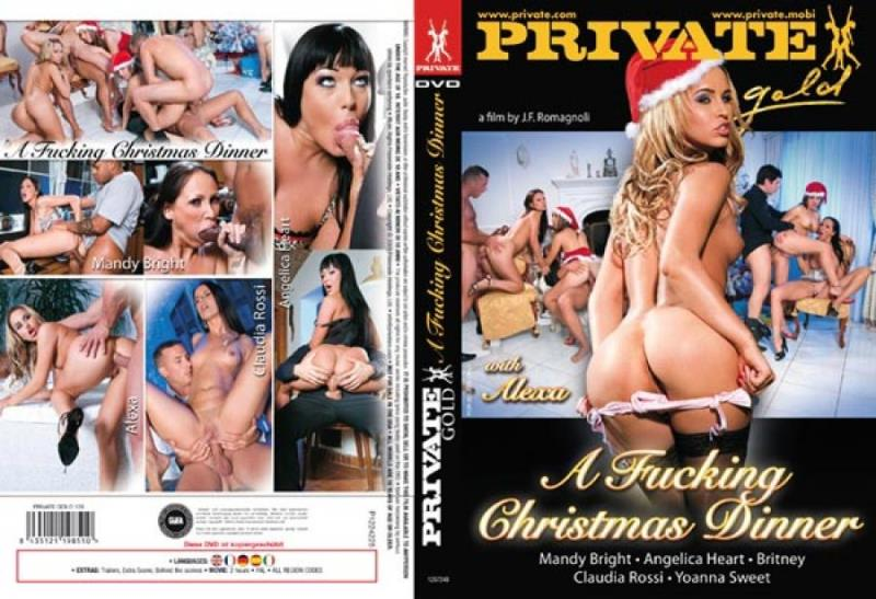Private Gold 105: A Fucking Christmas Dinner (2018/SD/480p/1.36 GB)