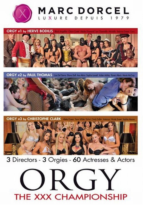 ORGY The XXX Championship (2018/SD/480p/480 MB)