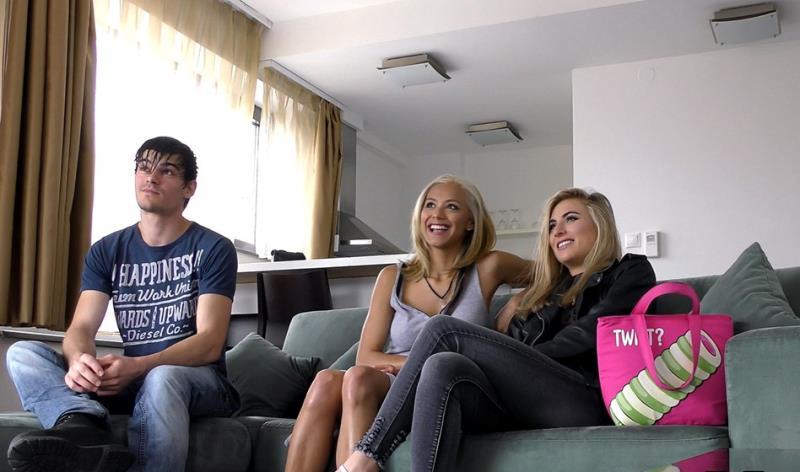Lindsey Cruz, Veronica Leal - Lindsey Cruz casting (WoodmanCastingX) FullHD 1080p
