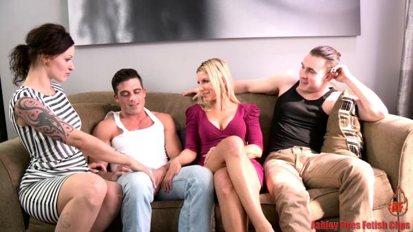 Ashley Fires, Anya Olsen, Lux Orchid - Family Playdate - Modern Taboo Family (2018/HD)