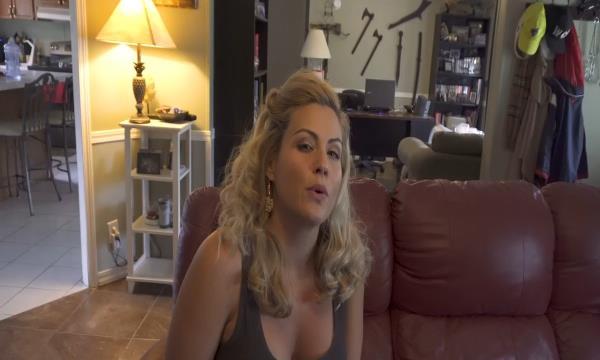 Coco Vandi - Aunt teaches Nephew Sex Ed (2018/HD)