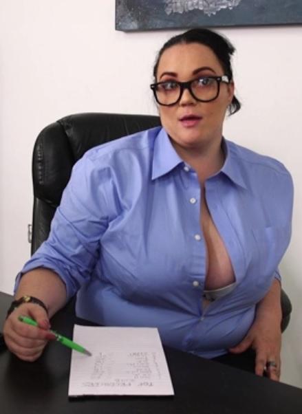 Charlotte Angel in Boss Banging