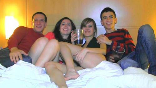 Ainara, Dafne Alex, Jordi -el niNo polla - Fieston! la noche mas loca de la pandilla FAKIngs: ASI ACABAMOS NOSOTROS los festivales