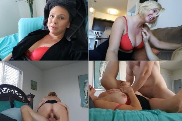 Brianna Beach - Mom Makes a Sex Tape (2018/HD)