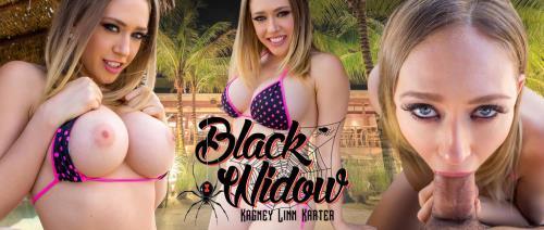 Kagney Linn Karter - Black Widow