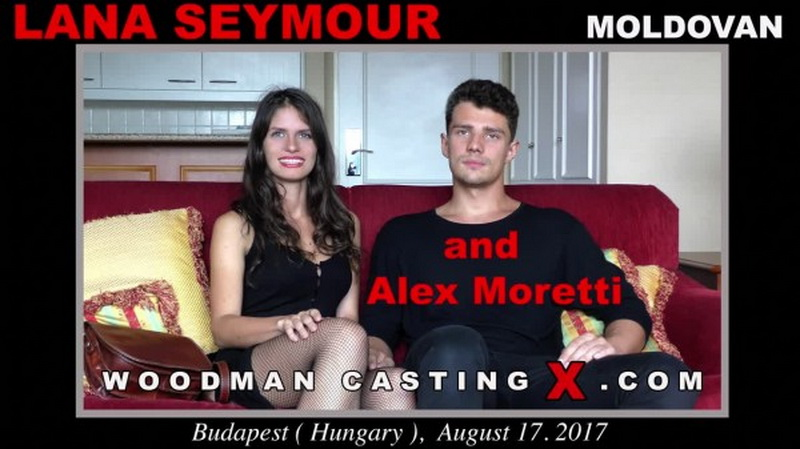 Lana Seymour - Casting X 177 (WoodmanCastingX) [HD 720p]