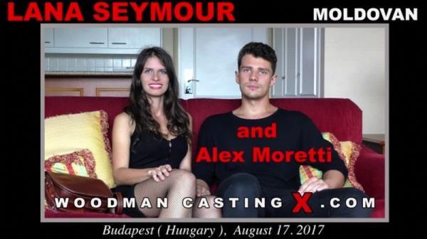 Lana Seymour - Casting X 177 (2018/HD)
