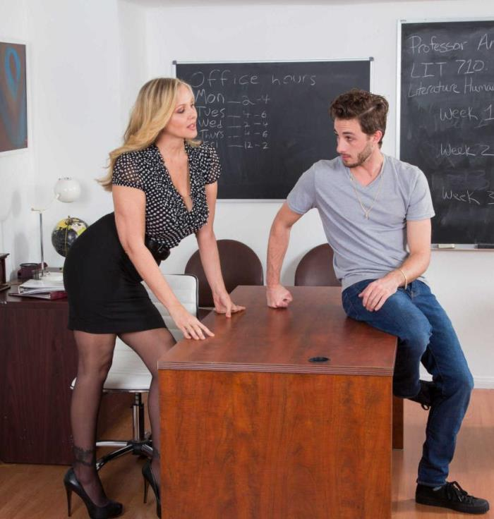 MyFirstSexTeacher.com/NaughtyAmerica.com: Julia Ann, Lucas Frost in My First Sex Teacher [HD 720p] Big Tits