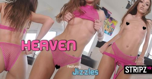 Jizzles - Heaven - Shaved Petite Solo Model (4K)