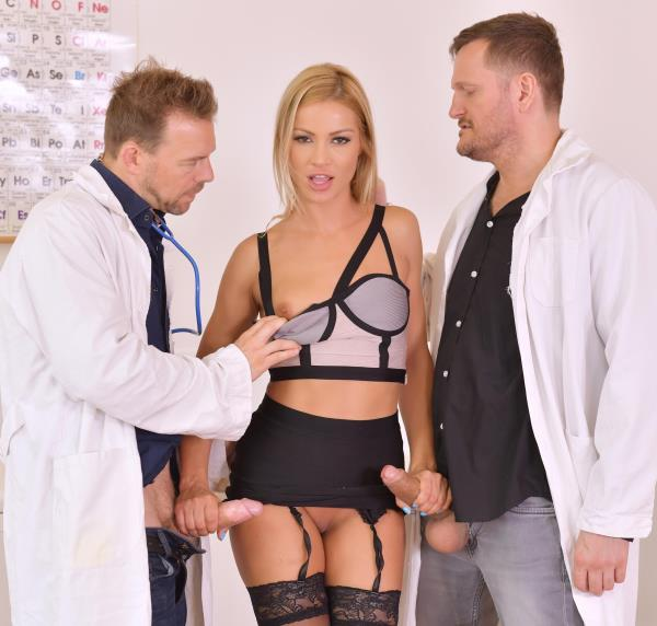 Anal Sex with Cherry Kiss - Threesome DP Treatment [HD 720p] HandsonHardcore.com/DDFNetwork.com - (532.95 Mb)