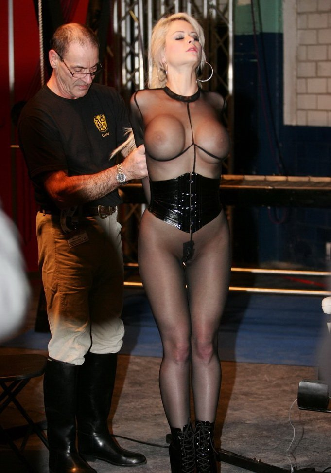 FetishTied: Emily Addison Boundcon ... [SD 480p]