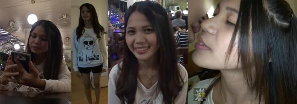 Heydouga.com - Jenny - Jenny! A masterpiece of miracles! Thai real amateur cum shot out [HD 720p]