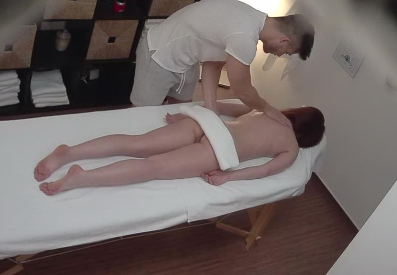 Amateur - Massage 327 (CzechMassage) [FullHD 1080p]