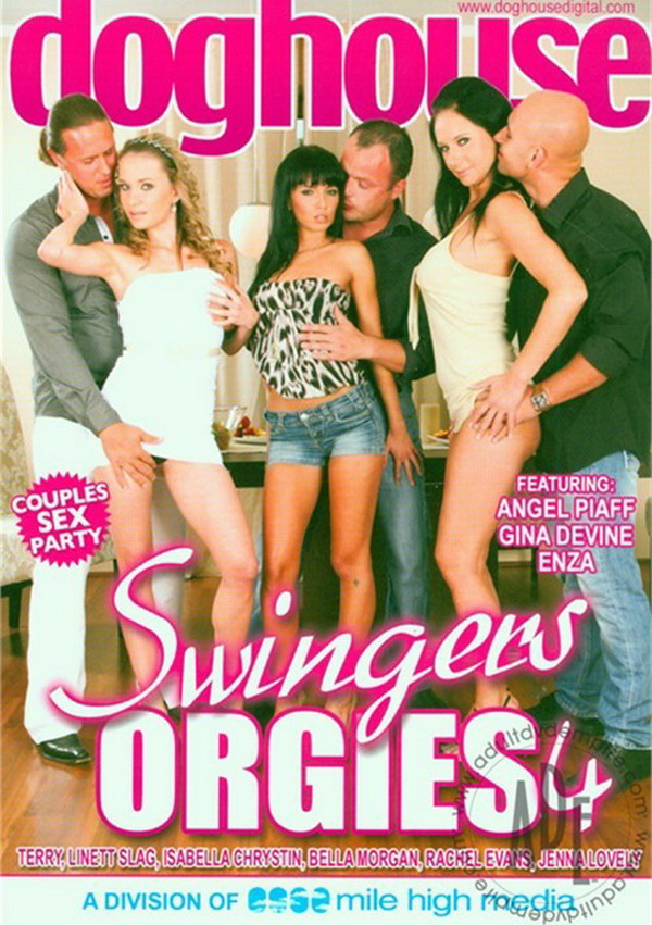 Swingers Orgies 4 (SD/1.03 GB)