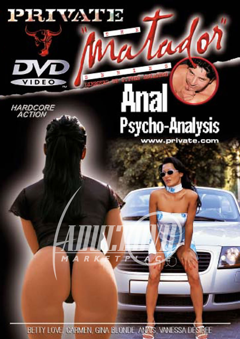 Private Matador 14: Anal Psycho-Analysis (2018/SD/480p/1.53 GB)