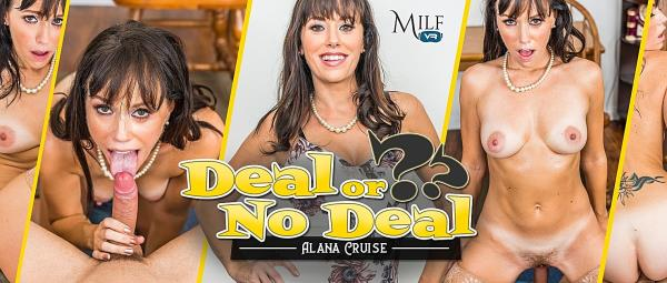 MilfVR: Alana Cruise - Deal or No Deal (FullHD) - 2018
