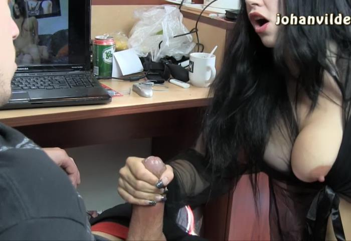 JohanVilde: Avrunkning! ... - Sanna Rough [2018] (HD 720p)