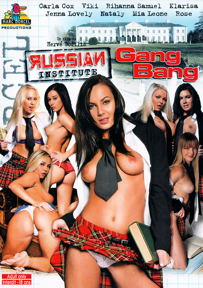 Russian Institute 13: Gang Bang (2018/SD/480p/1.86 GB)