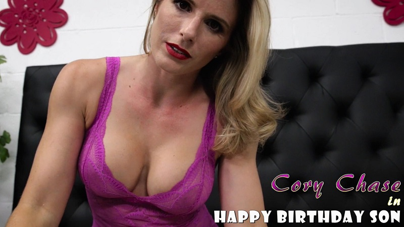 Clips4Sale: Happy Birthday Son - Cory Chase [2018] (FullHD 1080p)