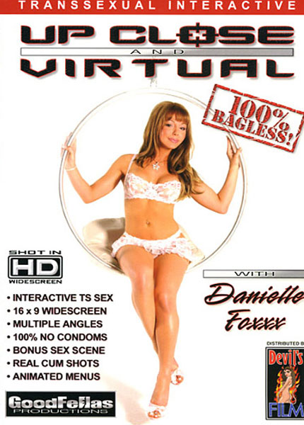 Up Close And Virtual With Danielle Foxxx (2006)
