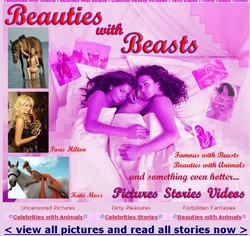BeautBeast s - Beauties with Beast - Pictures, Stories, Videos