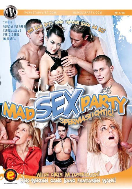 Mad Sex Party (2018/SD/480p/1.37 GB)