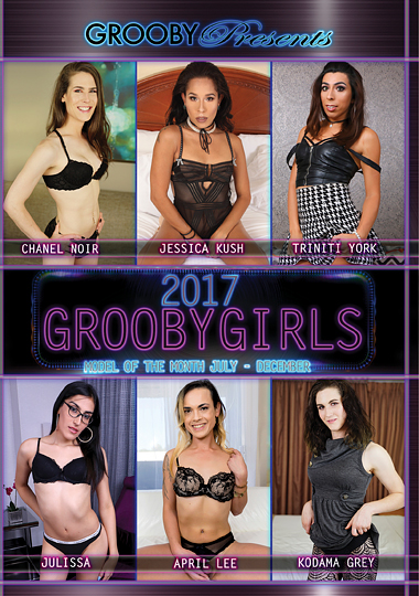 2017 GroobyGirls Model Of The Month July-December (2018)