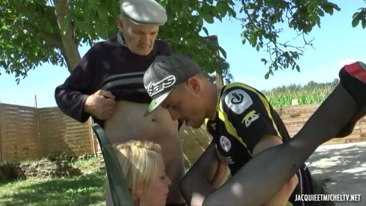 JacquieEtMichelTV - Marion - Le sens du partage - 25.08.2018 - pornagent.org