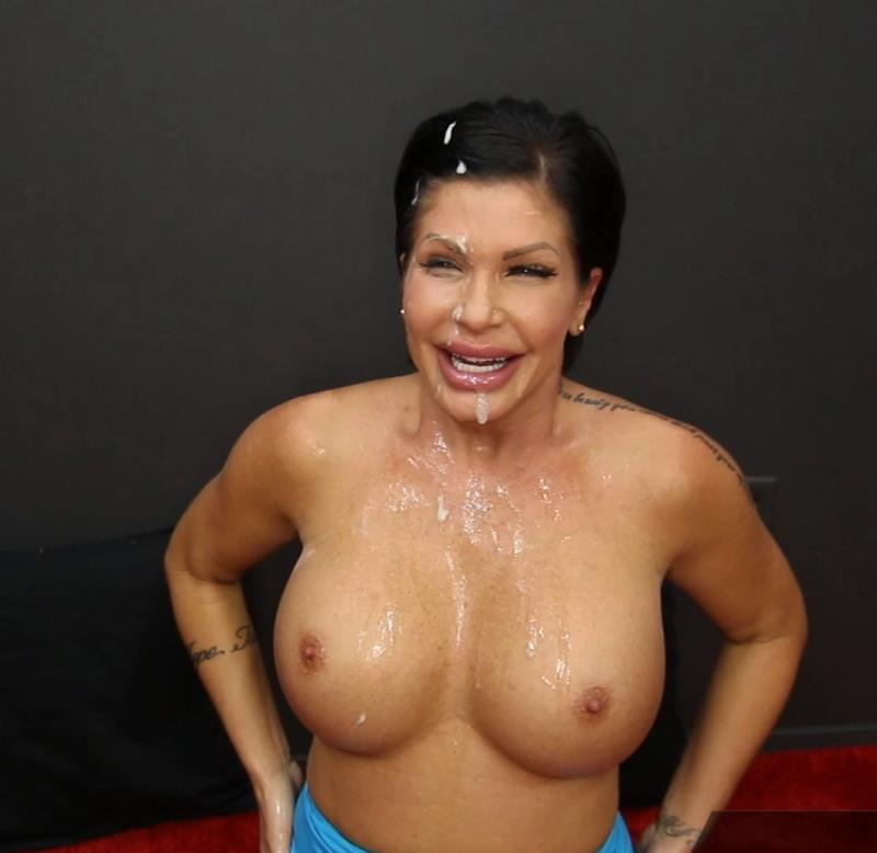 Shay Fox - Big Tit MILF Takes 7 Messy Facials (BlowBangGirls) [FullHD 1080p]