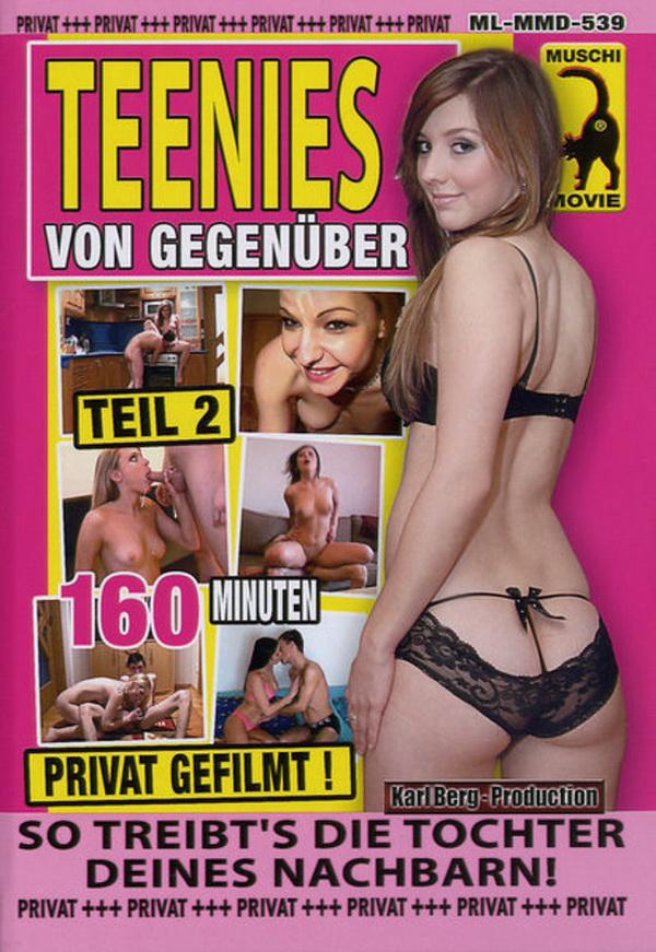 Teenies von Gegenuber 2 (SD/1.37 GB)