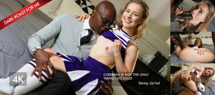 Lilly Ford - Lilly Spreads Her Cheer For The Neighbor - Cheerleaders Love Chocolate [HD, 720p]