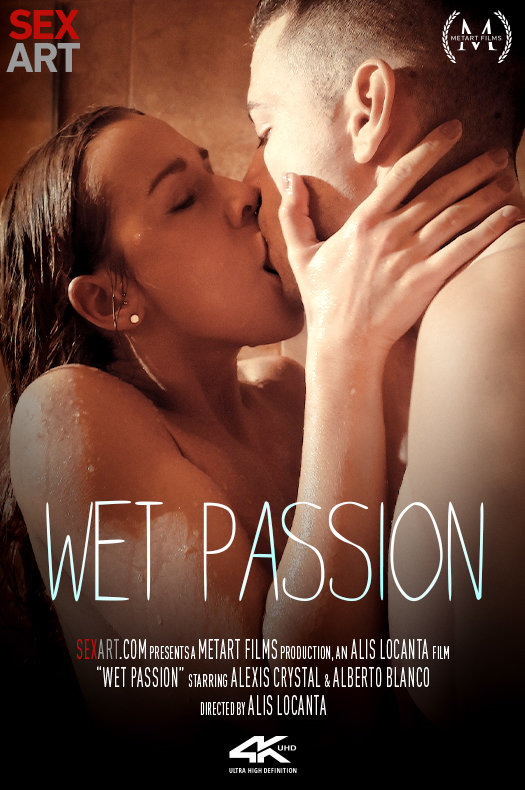 Alexis Crystal - Wet Passion [FullHD, 1080p]