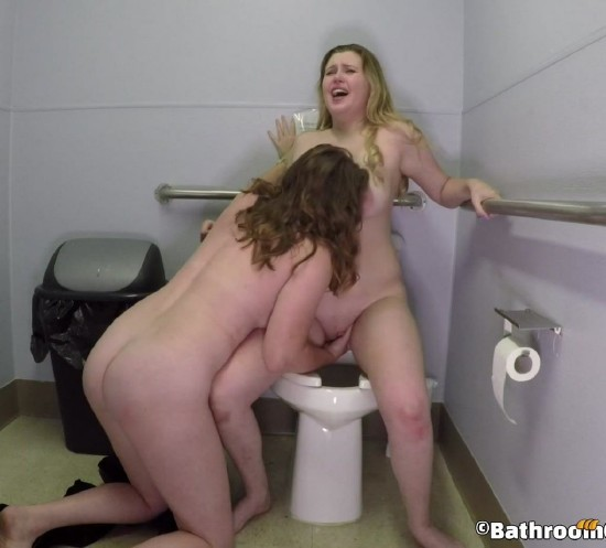 BathroomCreepers: Jade, Madeline - Public Bathroom Spy Cam 52 [FullHD 1080p] (467.23 Mb)